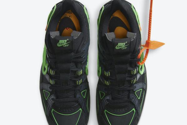 nike-air-rubber-dunk-off-white-green-strike-CU6015-001-4