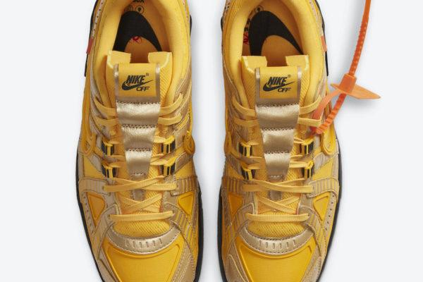 nike-air-rubber-dunk-off-white-university-gold-CU6015-700-4